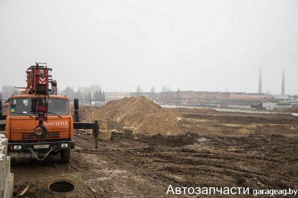 Фотофакт: в Гродно началось строительство нового моста, фото-2