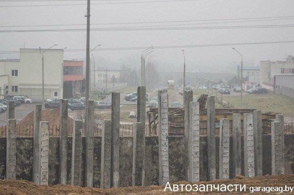 Фотофакт: в Гродно началось строительство нового моста, фото-3