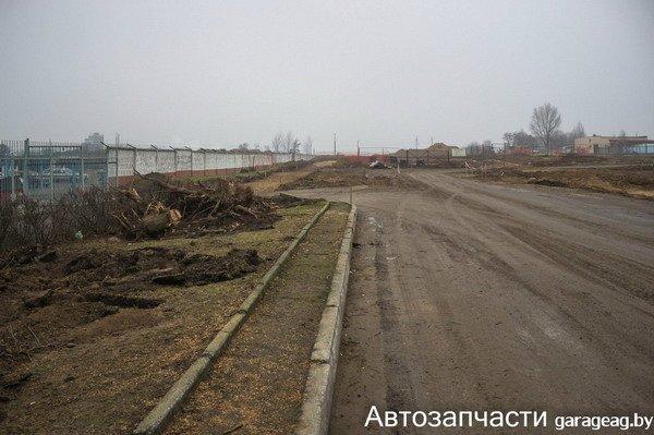 Фотофакт: в Гродно началось строительство нового моста, фото-4