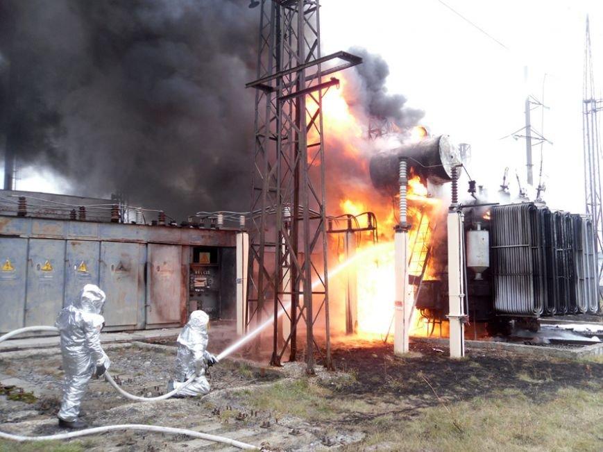На Полтавщине произошел масштабный пожар (ФОТО, ВИДЕО) (фото) - фото 1