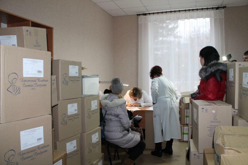 В Артемовске младенцев из семей переселенцев обеспечат детским питанием, фото-6