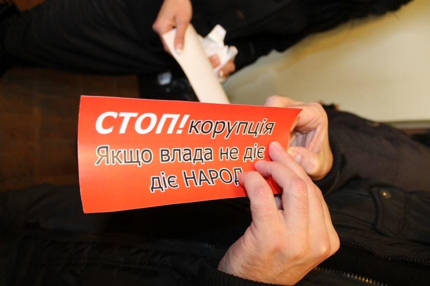 Активист - секретарю горсовета: «Кривой Рог - это не ваша частная фирма» (ФОТО), фото-2