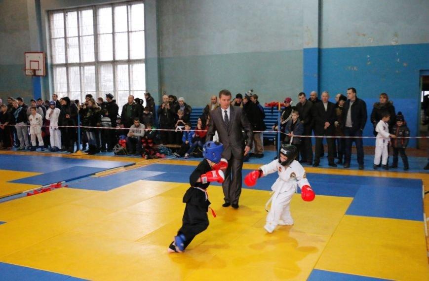 В Славянске прошёл турнир по рукопашному бою памяти Н.Шуткевича. (фото) - фото 1