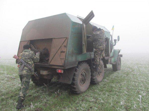 Под Мариуполем готовились применять химическое оружие (фото) - фото 1
