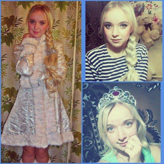 «Праздник к нам приходит»: выбрали «Мисс Снегурочку-2014» [фото] (фото) - фото 1