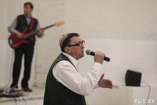 В гродненской синагоге отметили Хануку (Фото), фото-6
