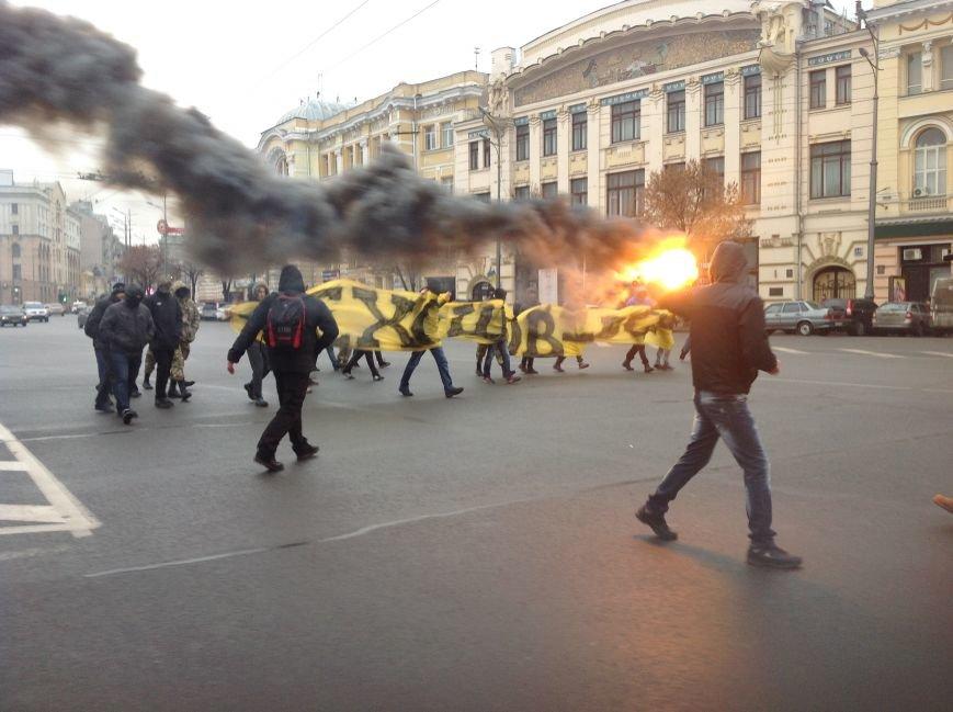 В Харькове активисты хотели устроить мусорную люстрацию чиновнику горсовета (ФОТО+ВИДЕО), фото-2