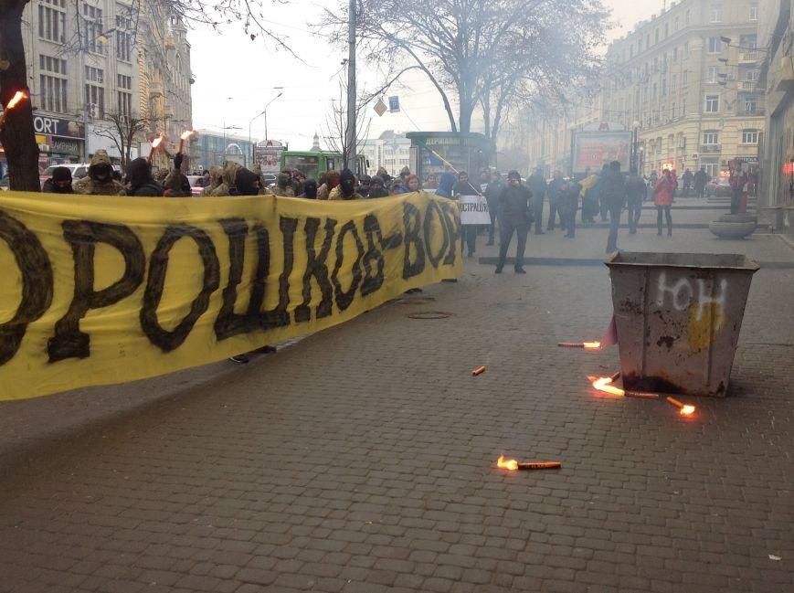 В Харькове активисты хотели устроить мусорную люстрацию чиновнику горсовета (ФОТО+ВИДЕО), фото-9