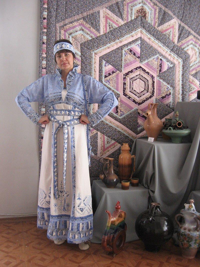 Кутюрье из Старого Оскола стала лауреатом Всероссийского конкурса дизайнеров (фото) - фото 1