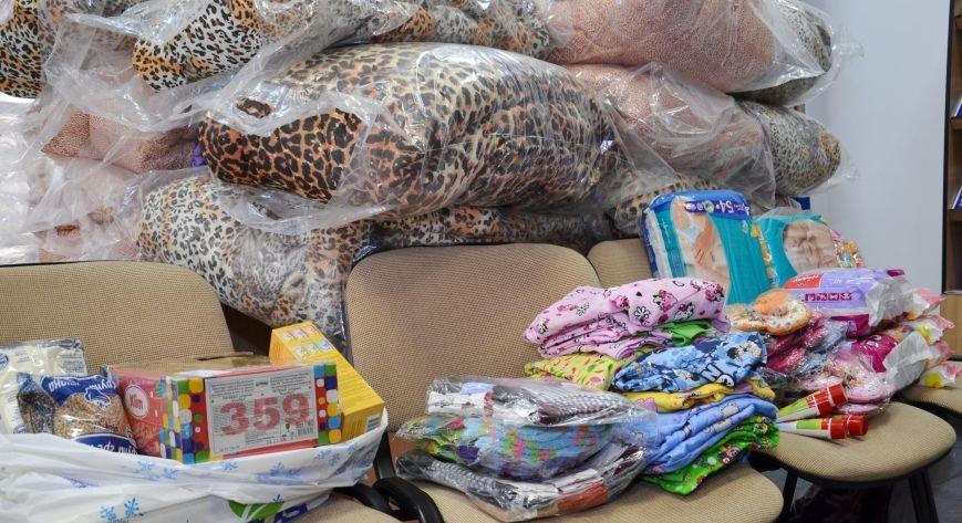 Запорожские налоговики направили помощь детям Славянска (ФОТО), фото-1
