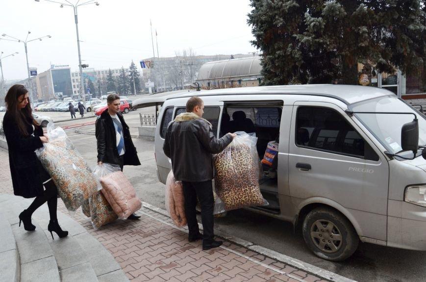 Запорожские налоговики направили помощь детям Славянска (ФОТО), фото-2