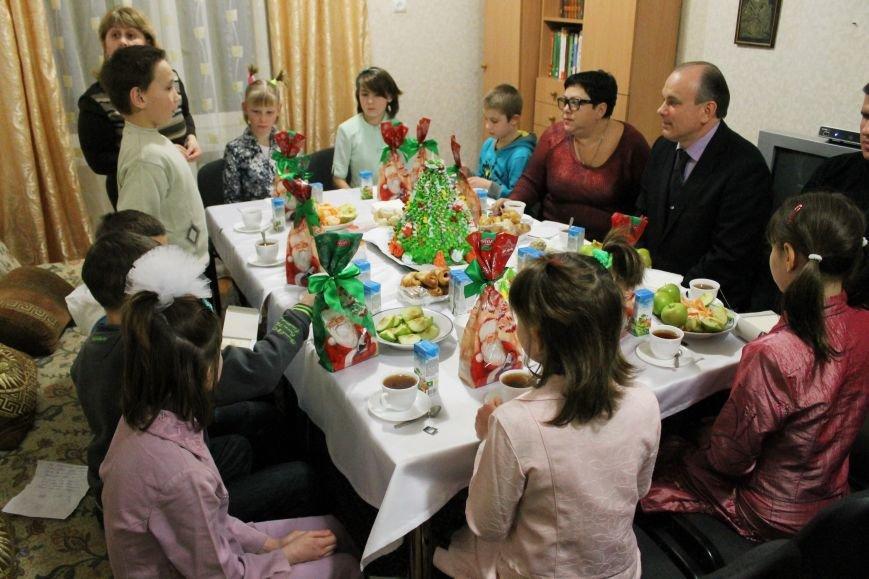 Дети из школы-интерната № 1 получили подарки ко Дню Святого Николая! (ФОТО), фото-5