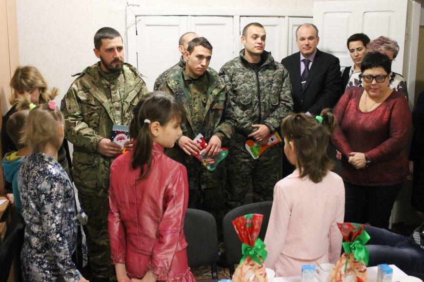 Дети из школы-интерната № 1 получили подарки ко Дню Святого Николая! (ФОТО), фото-2