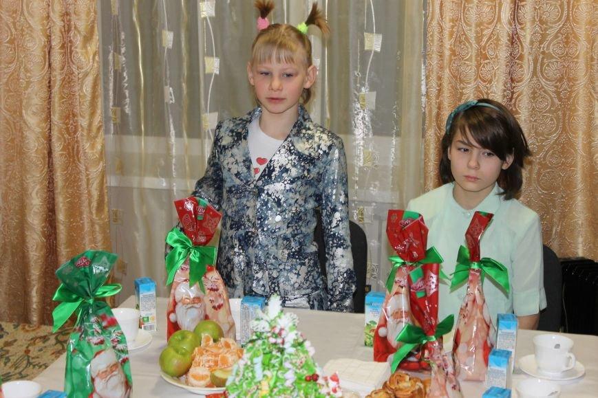 Дети из школы-интерната № 1 получили подарки ко Дню Святого Николая! (ФОТО), фото-4