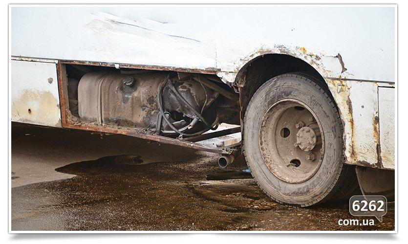 Снова авария и снова на переулке Мира-Одесская (фото) - фото 1