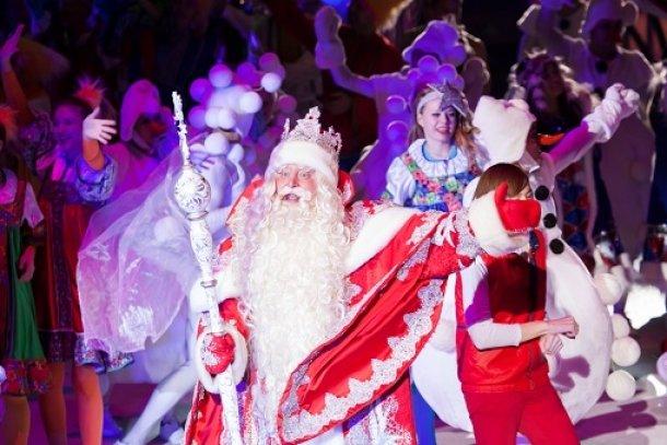 Новогодний карнавал - больше, чем просто цирк! Скоро премьера! (фото) - фото 2
