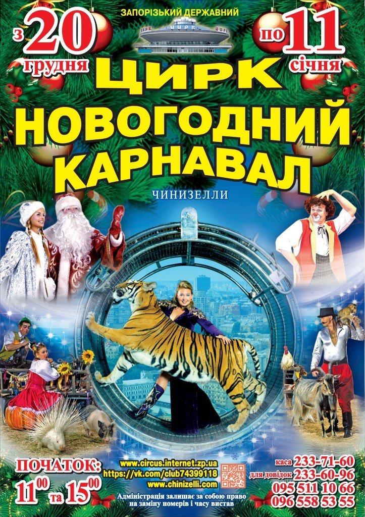 Новогодний карнавал - больше, чем просто цирк! Скоро премьера!, фото-3