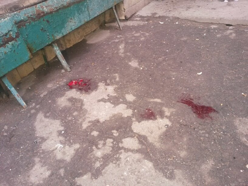 В Мариуполе на проспекте Металлургов обнаружен труп (ФОТО), фото-3