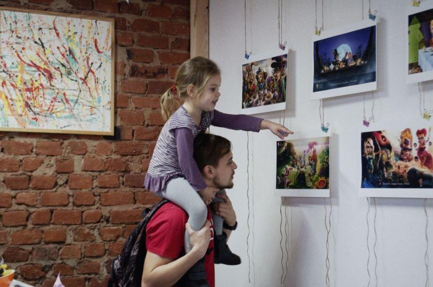 Художники собрались в Харькове на Безумное чаепитие (фото) - фото 1