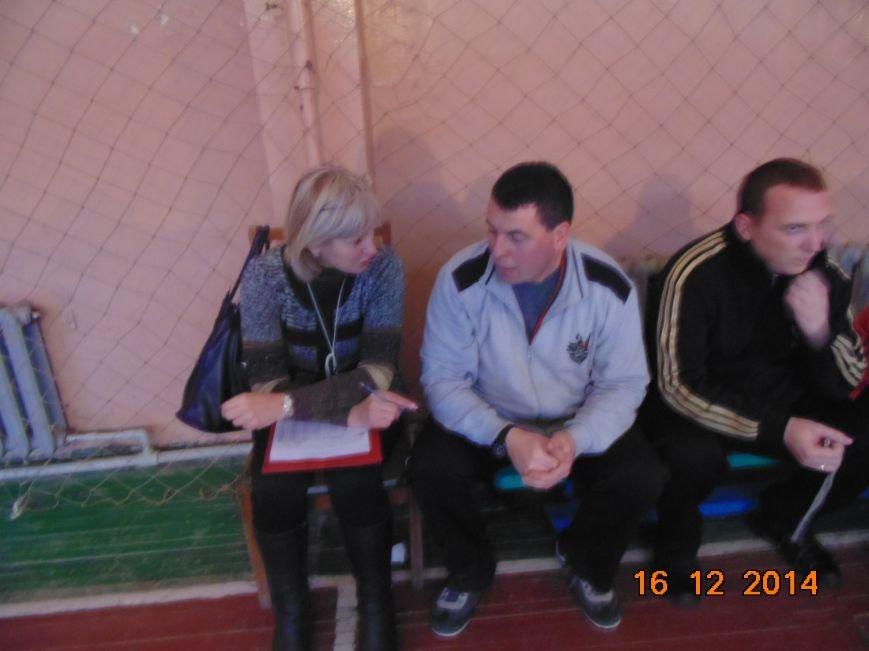 В Доброполье стартовал Чемпионат по баскетболу (фото) - фото 1