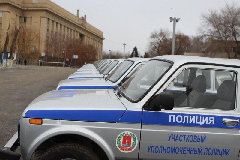 Автопарк волгоградских полицейских пополнился, фото-5