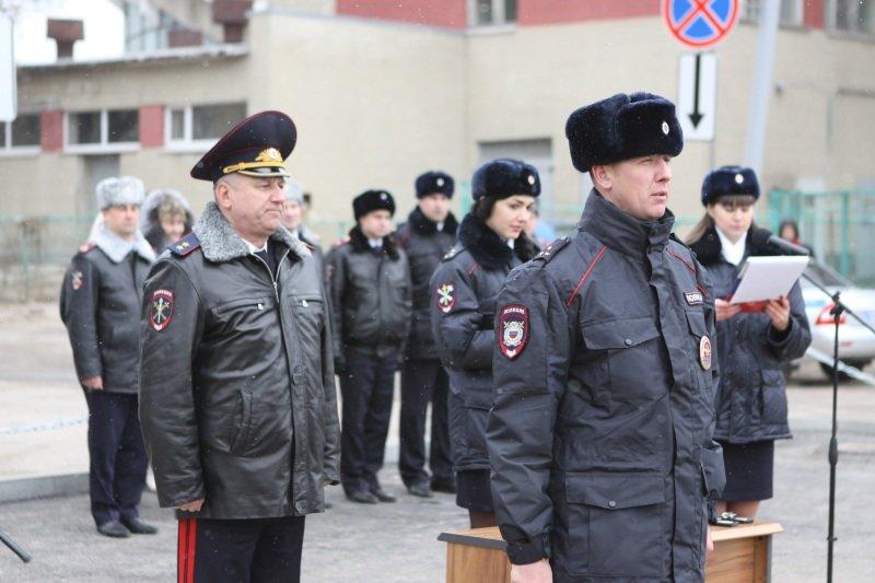 Автопарк волгоградских полицейских пополнился, фото-3