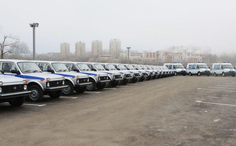 Автопарк волгоградских полицейских пополнился, фото-4