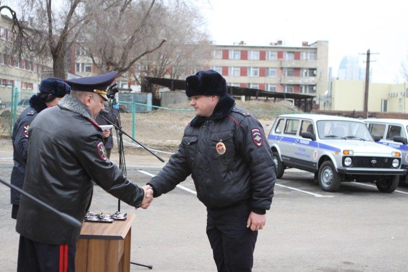 Автопарк волгоградских полицейских пополнился, фото-2