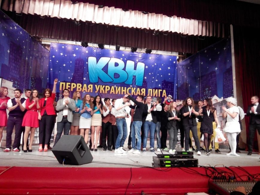 КВНщицы из СумГУ побывали в столице юмора (ФОТО) (фото) - фото 1