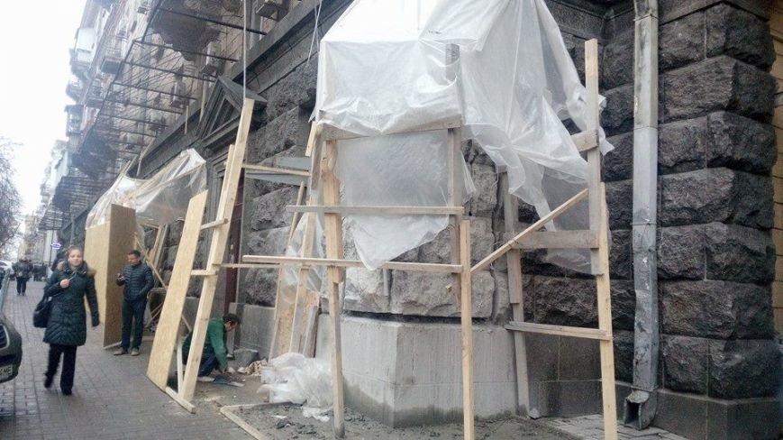 В центре Киева распиливают историческое здание (ФОТО) (фото) - фото 1