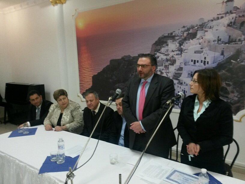 В Мариуполе семьям погибших в Сартане Греция передала по 20 тыс. грн. (ФОТО), фото-1