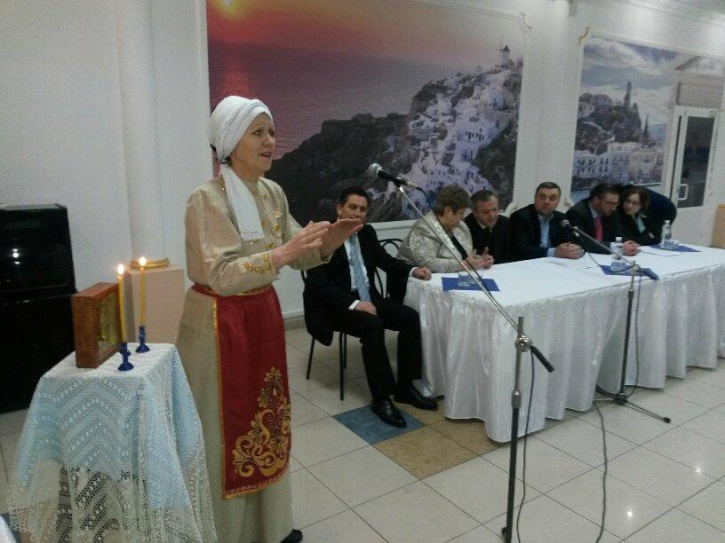 В Мариуполе семьям погибших в Сартане Греция передала по 20 тыс. грн. (ФОТО), фото-3