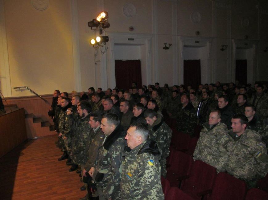 В Мариуполе военных развлекала группа «Мандри» (ФОТО), фото-5