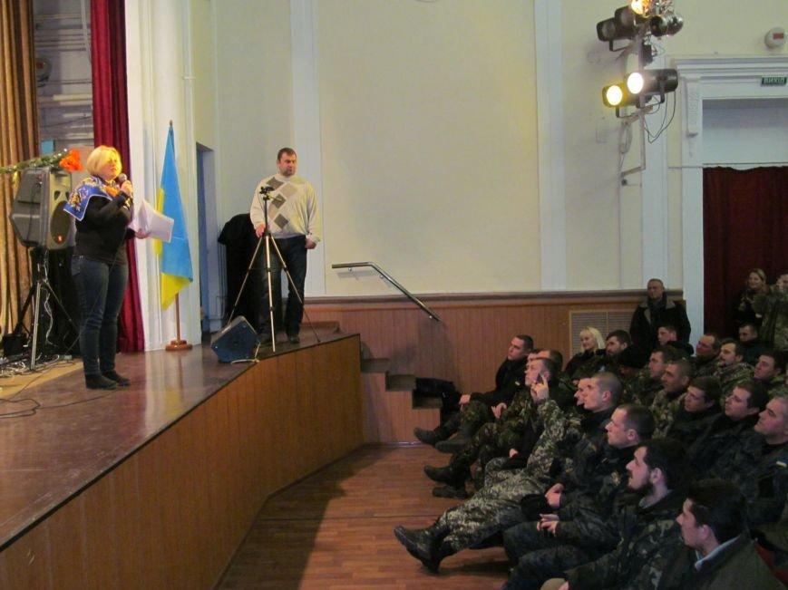 В Мариуполе военных развлекала группа «Мандри» (ФОТО), фото-2