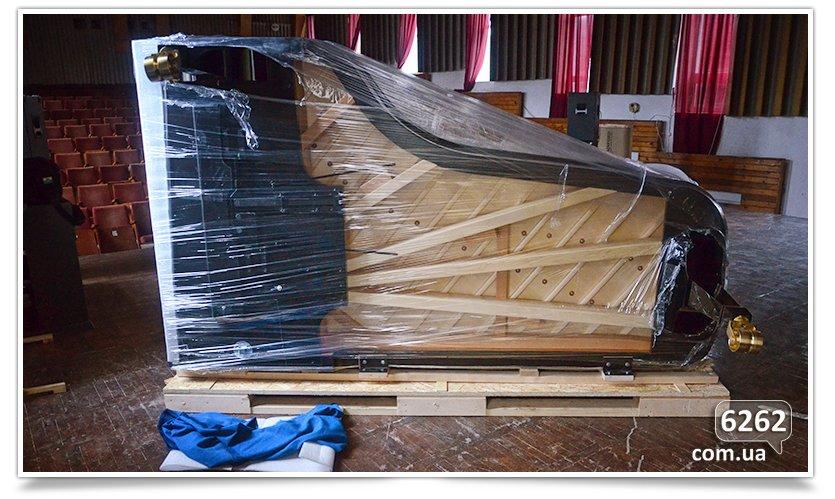 Сегодня рояль-подарок из Эстонии собран и ожидает первого концерта(фотофакт) (фото) - фото 2