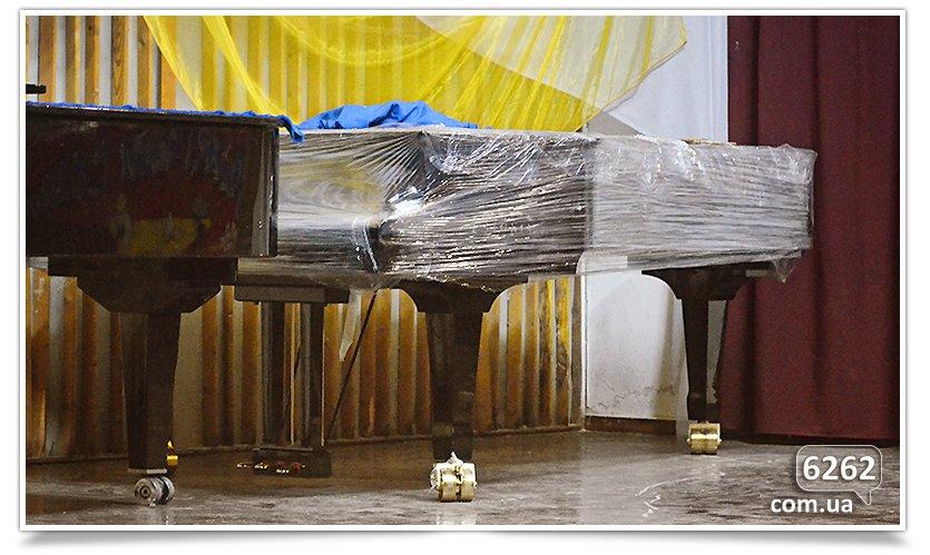 Сегодня рояль-подарок из Эстонии собран и ожидает первого концерта(фотофакт) (фото) - фото 3