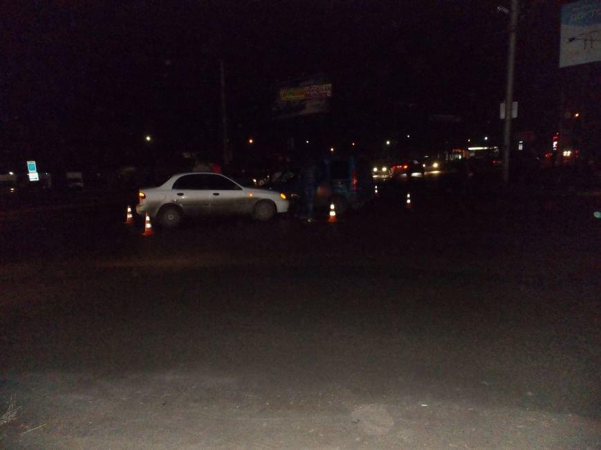 В Кировограде столкнулись три автомобиля (фото) (фото) - фото 1