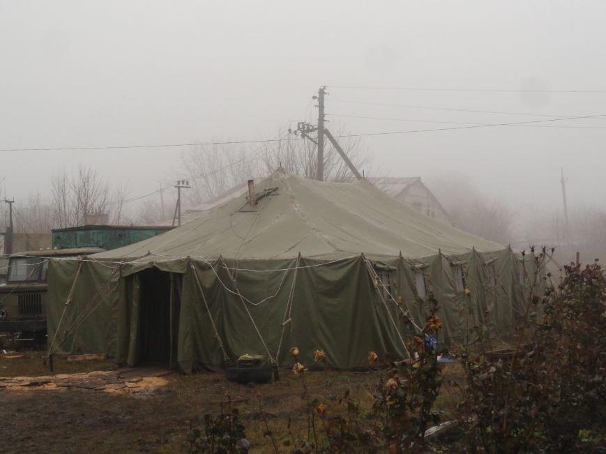 Мариупольцы помогли солдатам избавиться  от информационного голода и стужи (ФОТОРЕПОРТАЖ) (фото) - фото 1