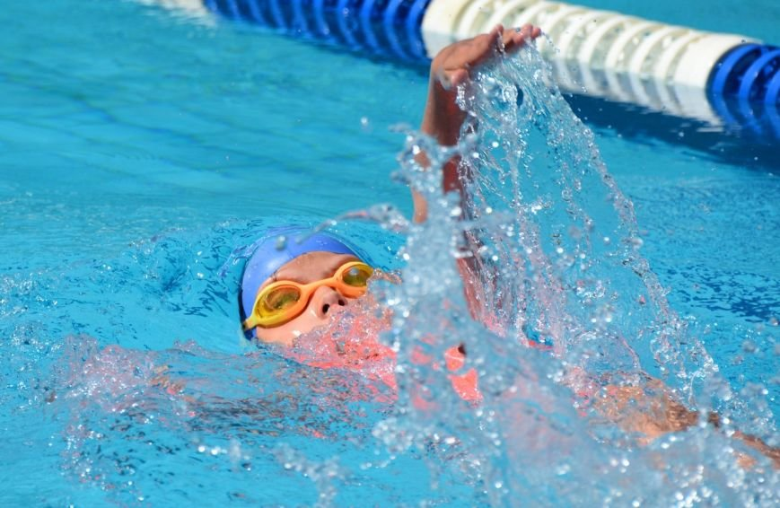 В Волгограде соревновались сильнейшие юные пловцы России (фото) - фото 3