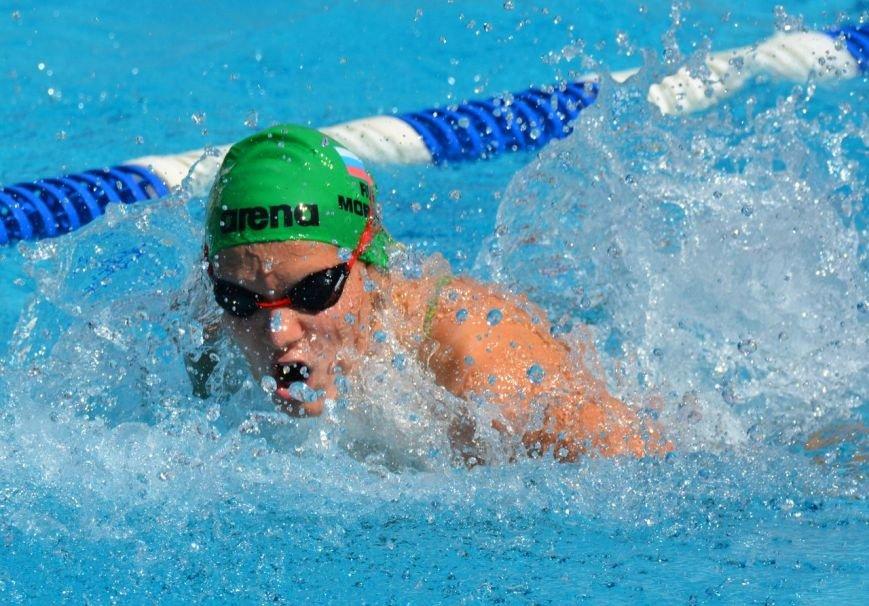 В Волгограде соревновались сильнейшие юные пловцы России (фото) - фото 1