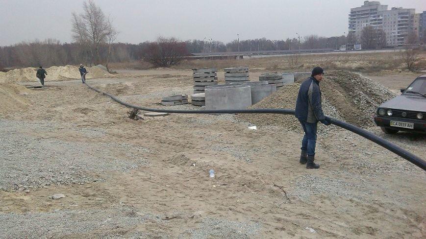 В Днепродзержинске завершается строительство временного городка для беженцев (фото) - фото 5