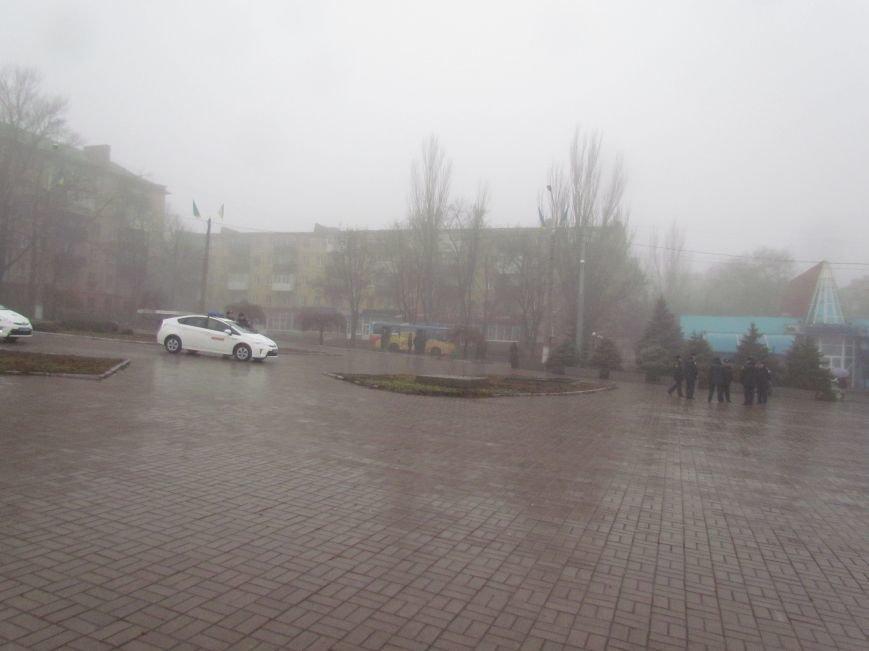 В Мариуполе прошла репетиция ко Дню милиции (ФОТО), фото-2