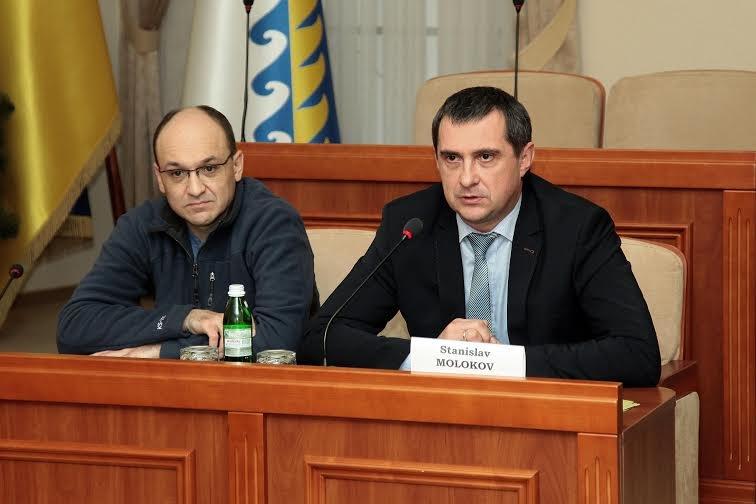 Днепропетровщине продолжают помогать страны ЕС (фото) - фото 1