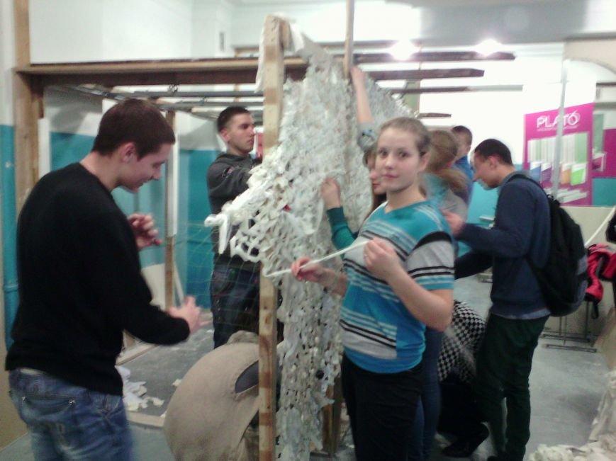 Запорожские лицеисты накормят бойцов АТО домашней выпечкой (ФОТОРЕПОРТАЖ) (фото) - фото 4