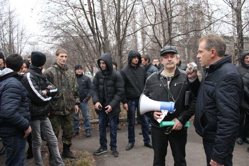В Кривом Роге протестующие срезали болгаркой забор у офиса «Метинвеста» и под крики «Ганьба!» вошли в кабинет директора (ДОБАВЛЕНЫ ФОТО), фото-18