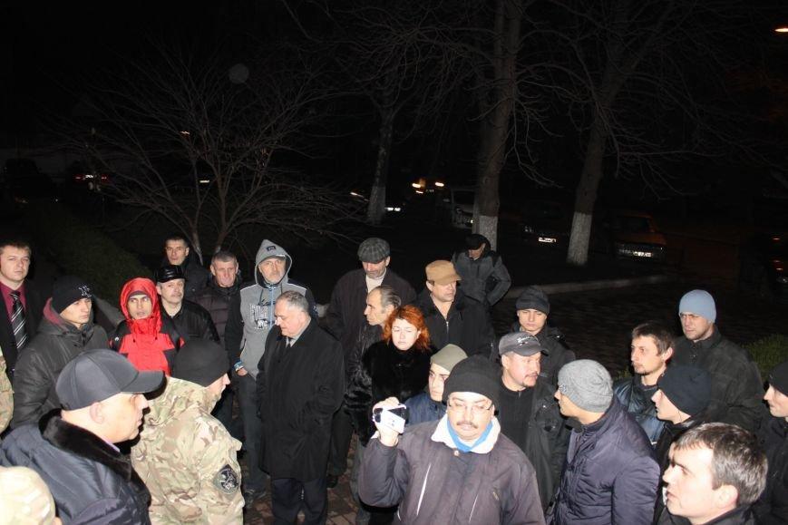 Правоохранители Кривого Рога доставили в РОВД для дачи показаний трех участников акции протеста (ДОБАВЛЕНЫ ФОТО), фото-4