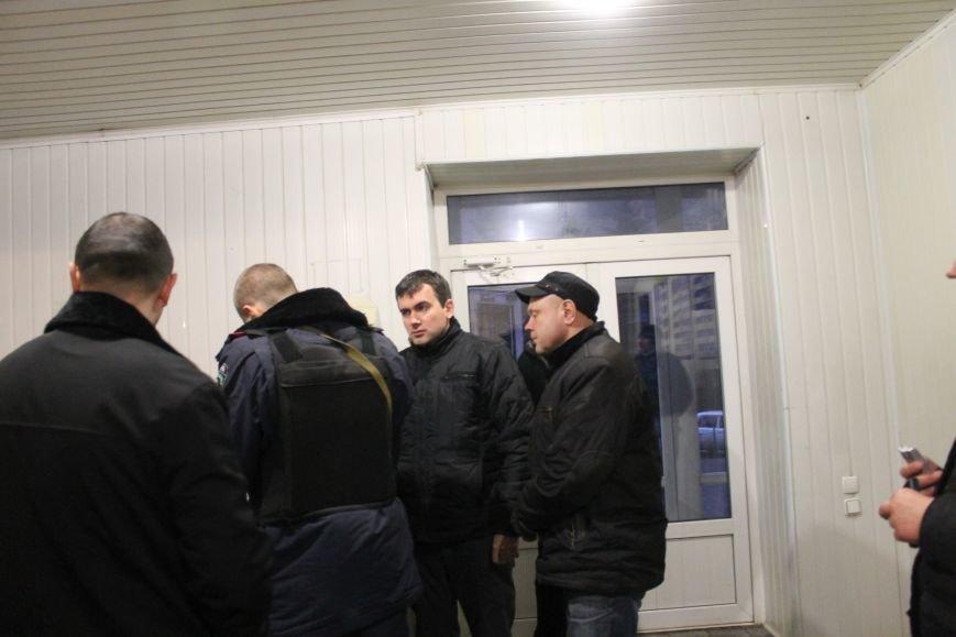 Правоохранители Кривого Рога доставили в РОВД для дачи показаний трех участников акции протеста (ДОБАВЛЕНЫ ФОТО), фото-1