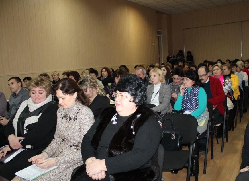 Работники образования Артемовска подвели итоги за 5 лет и готовятся к трудным реформам с 2015 года, фото-1