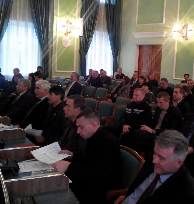 На коллегии в Херсонской ОГА рассматривался вопрос о состоянии защитных сооружений (фото) - фото 1