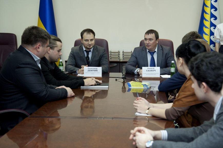 На областном конкурсе «Молодые ученые - Днепропетровщине» криворожанин получил грант - 36,7 тысяч гривен, фото-2